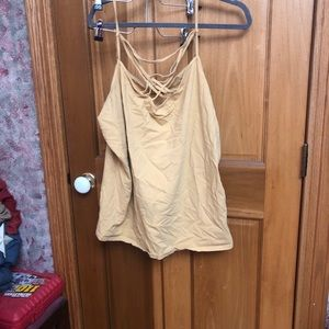 Maurice's size 4 tank top